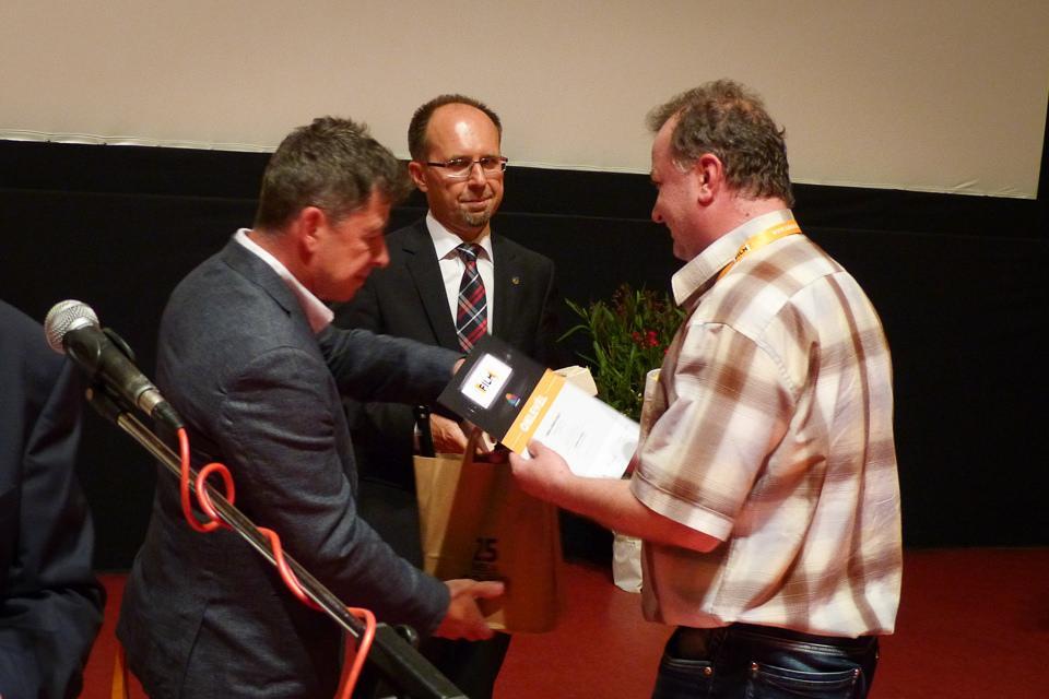 II.Savaria Filmszemle Némafilm kategória Különdíj