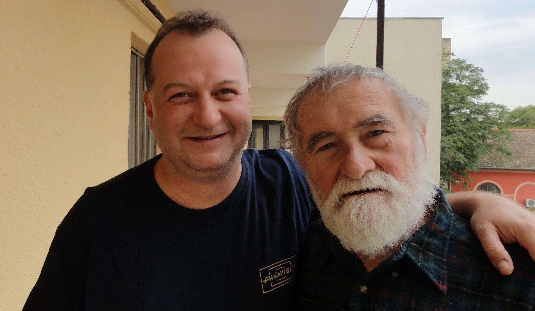 Czene Ferenc és Varga Árpád Zsolt