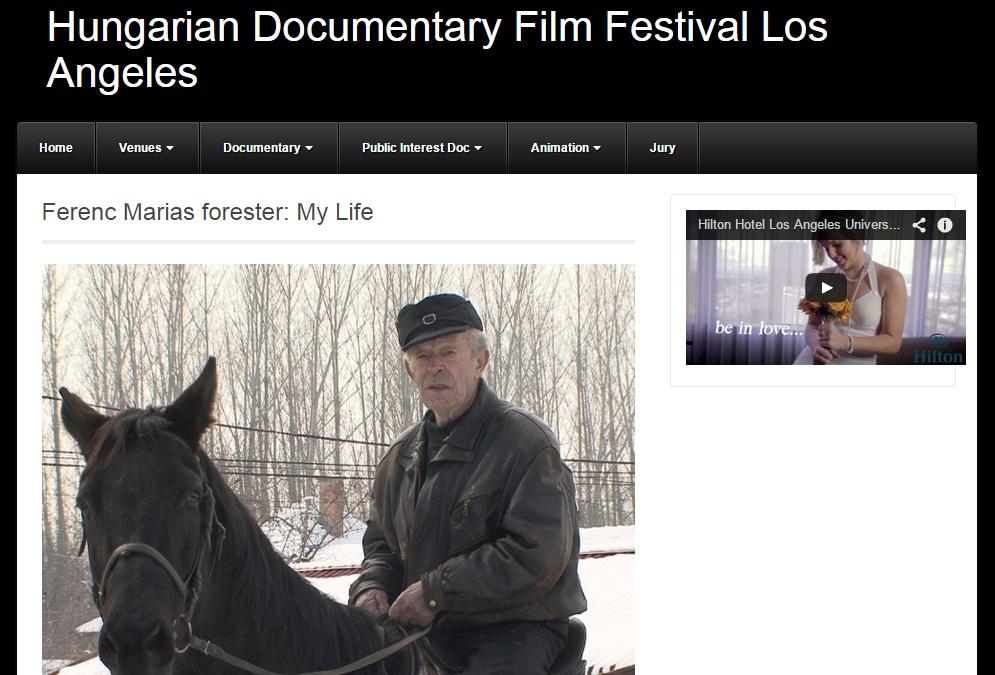 Hungarian Film Fest of Los Angeles