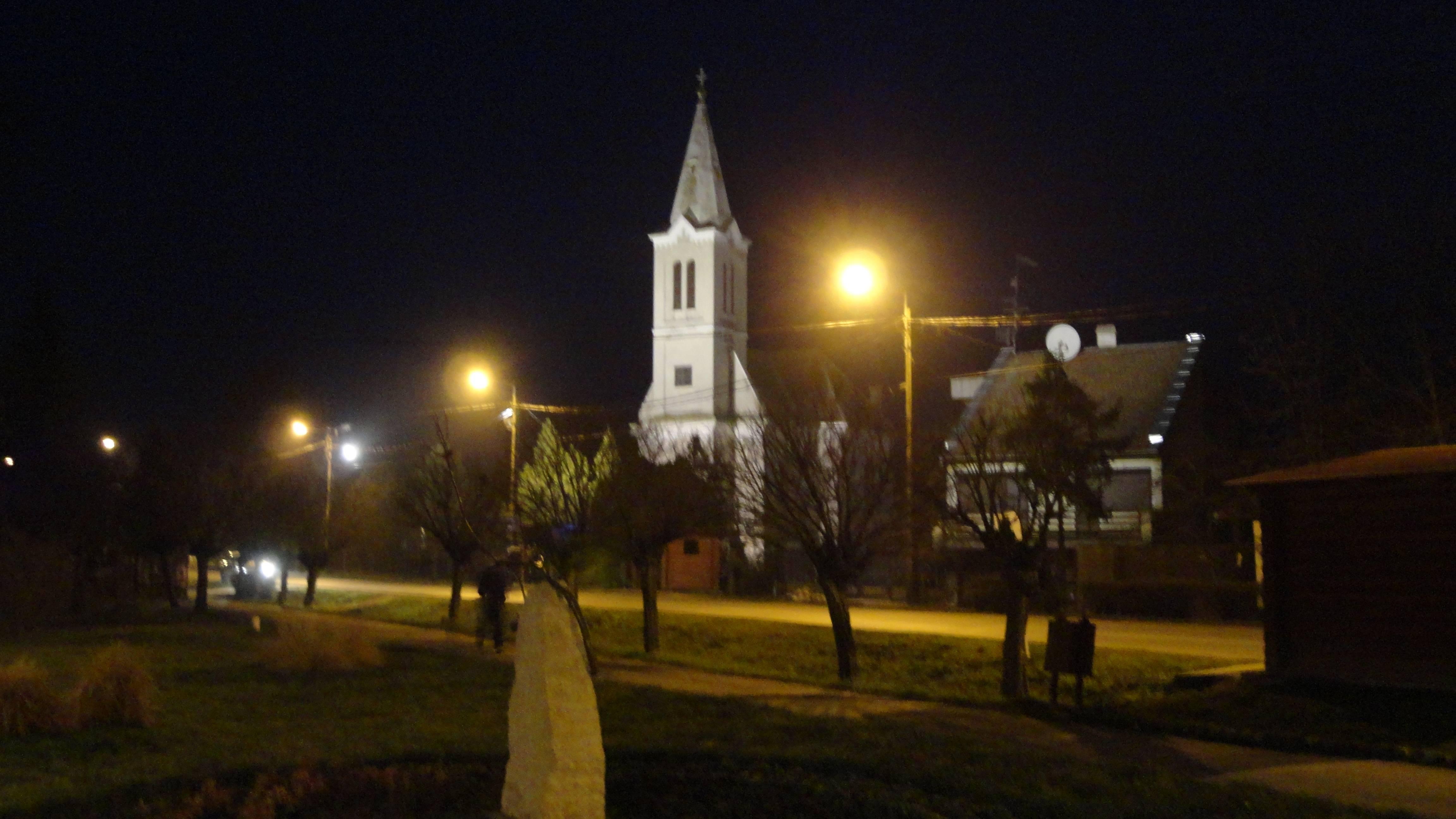 Máriás Ferenc filmbemutató Mártély 2014.02.21.